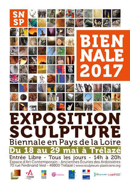 biennale 2017 sculpteurs et plasticiens