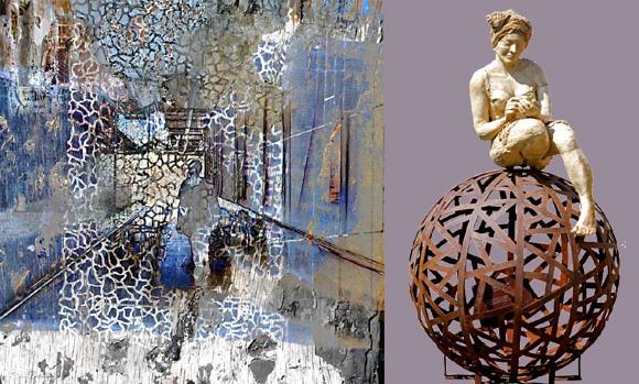 """Sandrine Berthon, """"Le Passage"""" - Nicole Brousse, """"Écrire sa vie"""""""