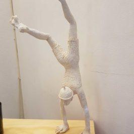 Stages et ateliers réguliers de sculpture modelage à Aurons en Provence
